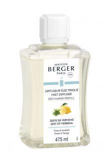 Maison Berger - Energy - Zestes Toniques 1L (Ricarica per Lampe) | Novità e Outlet