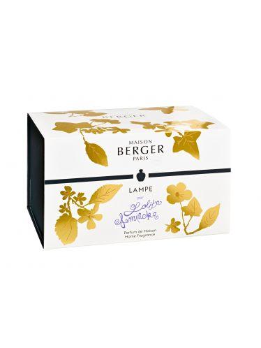 Maison Berger - Cofanetto Premium Lolita Lempicka con 180ml Lolita Lempicka Lilla | Lampe Berger