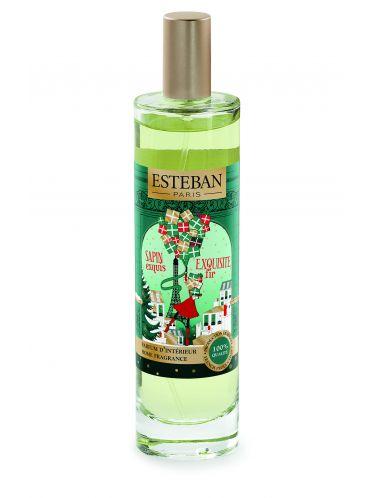 Esteban Paris - Spray Ambiente 50ml PINO DELIZIOSO Edition Noel 2019 | Esteban