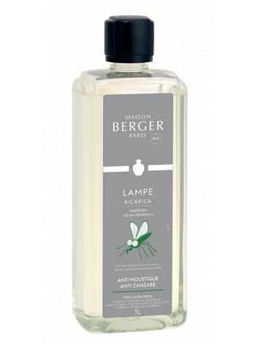 Maison Berger - ANTI ZANZARE (Anti Mosquito) Combo Pack 4 Litri a scelta | Ricariche